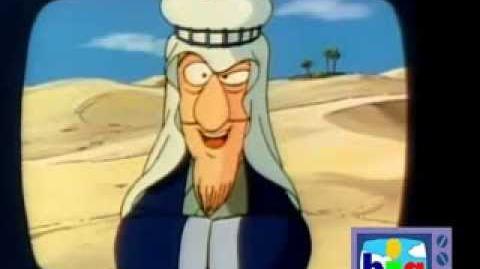 Inspector gadget 1x19 maldicion del faraon