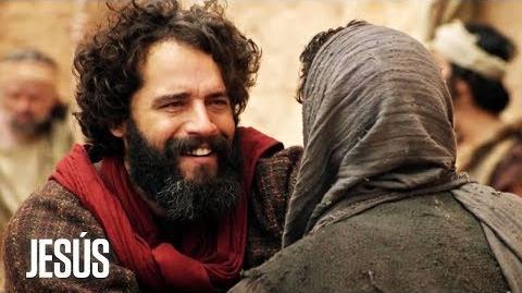 Jesús Judas Iscariote realiza sus primeros milagros en nombre de Jesús