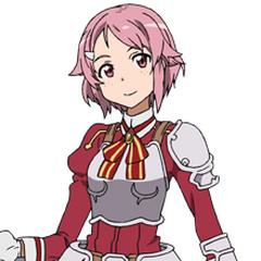 Rika Shinozaki / Lisbeth en <a href=