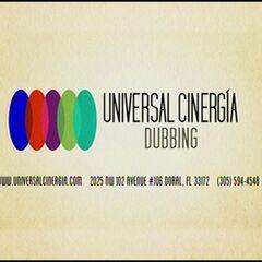 Logotipo de Universal Cinergía.