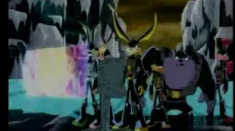 Loonatics Unleashed Episodio 1 1-2