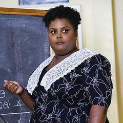 Maestra Ingram en <a href=