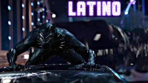 Pantera Negra (2018) Primer Teaser Doblado Español Latino -MEJOR CALIDAD- Black Panther