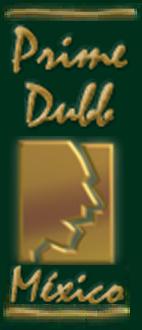 Prime Dubb México logo