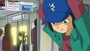 Takuya se sorprende al ver que Koichi es identico a kouji - Latino