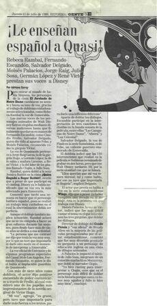 Ejdnd pix reporte periodistico del doblaje (1996)