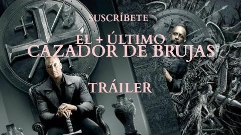 El Último Cazador De Brujas Tráiler Latino