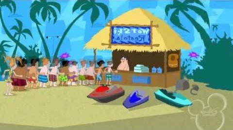 Mi Playa Es - Phineas y Ferb HD