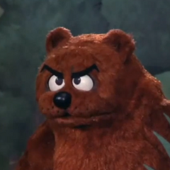 Papá oso en <a href=