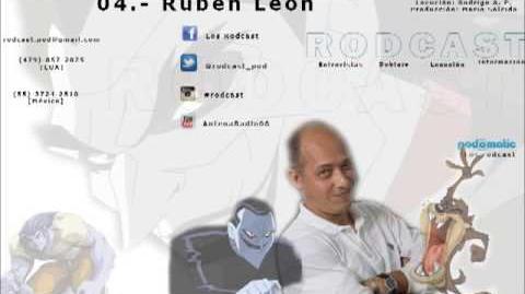 Rodcast 04 - Rubén León 1 5-0