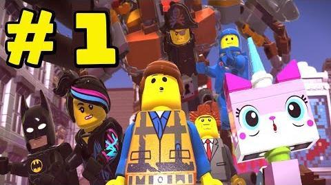 The Lego Movie 2 The Videogame - Parte 1 - Español Latino - La Lego Pelicula 2 El Videojuego - 1080p