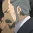 Y Sekai Hombre en el consejo 6