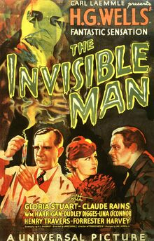 1933 The invisible man - El hombre invisible (ing) 01