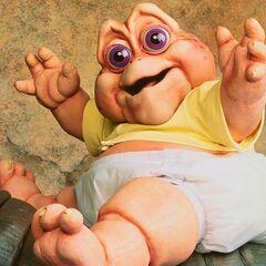 Bebé Sinclair en <a href=