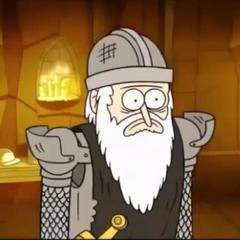 Viejo Caballero en <a href=