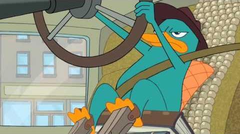 Canción Phineas y Ferb - Mamífero móvil (Español Latino)