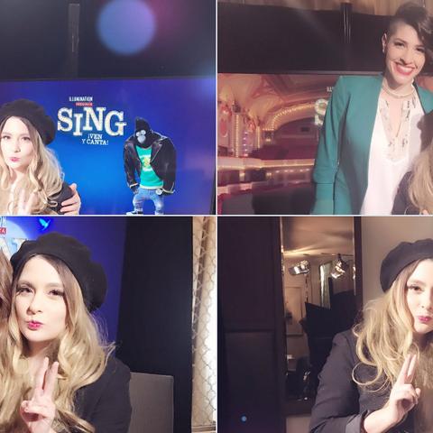 Casting de Sing: Ven y canta