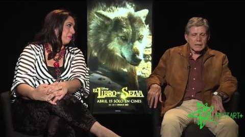 Entrevista con Regina Orozco y Hector Bonilla por El Libro de la Selva