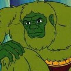 Moss Man en <a href=