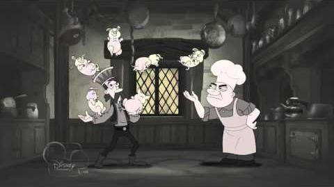 Phineas y Ferb - Baile de la Contrición (Primera Versión) - Español Latino