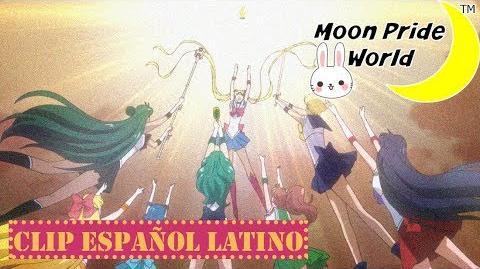 Sailor Moon Crystal - Acto 37 Infinidad 10 Megainfinito los cielos Español Latino