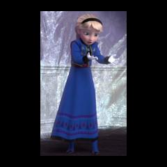 Elsa (Adolescente) en <a href=