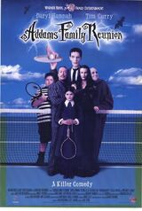 La fiesta de la familia Addams