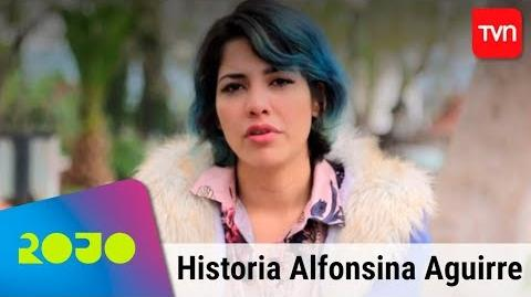 Alfonsina Aguirre y su historia entre México y Chile Rojo