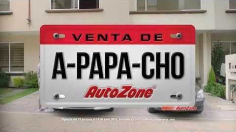 AutoZone Venta de A-PAPA-CHO