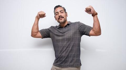 Este es Juan Carlos Tinoco, la voz barranquillera de 'La Roca'