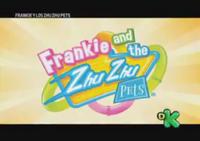 Frankie y los Zhu Zhu Pets título 2