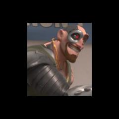 Cyborg (Kano) en <a href=