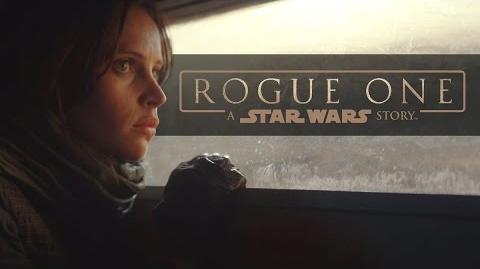 """Star Wars Rogue One (2016) - """"Sueño """" TV Spot Doblado Español Latino HD"""