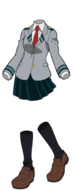 Toru Hagakure Full Body Uniform MHA