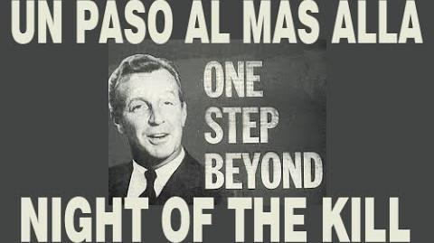 UN PASO AL MAS ALLA - NIGHT OF THE KILL - ESPAÑOL LATINO