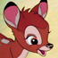 Bambi niño