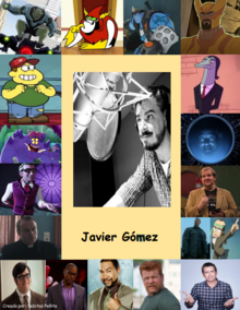 Collage de Javier