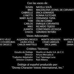 Créditos 8.ª temporada.