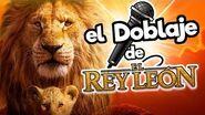 El doblaje latino de EL REY LEÓN 2019 Memo Aponte