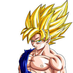 Goku de <a href=