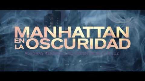 Manhattan en la Oscuridad - Tráiler en Español - SkyMedia- HD