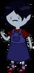 Marceline de niña