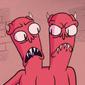 Monstruo de dos cabezas sin nombre sclfdm