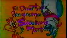 Perro y gato malcriados Logo Latino