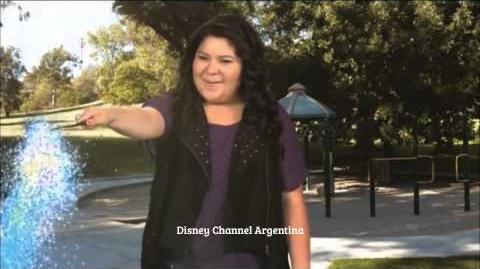 Rani Rodriguez - Estas viendo Disney Channel - Nuevo Diseño 2014 - (Español Latino) HD