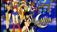 Sailor Moon - Opening Español Latino (Latin Spanish Broadcast Audio)