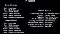 Doblaje Latino de El Submarino Fantasma