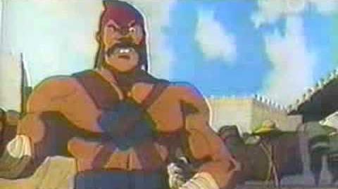 El heroe Legendario (Corre Melos) Audio Latino, 1 Parte