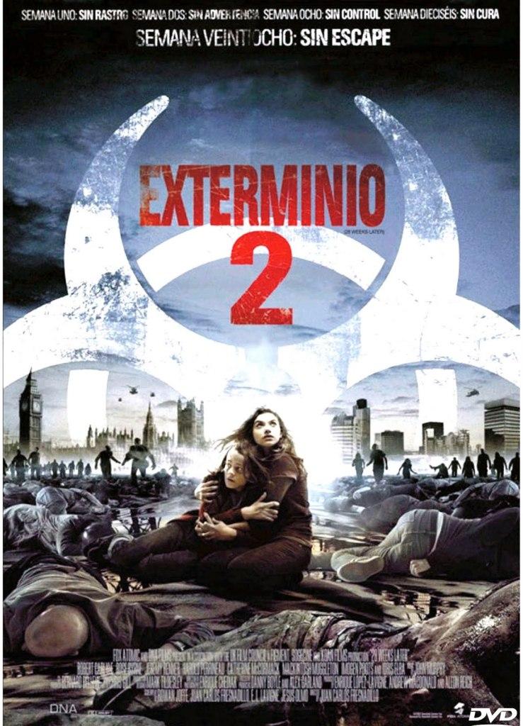 Exterminio 2 | Doblaje Wiki | Fandom