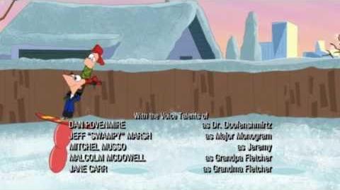 Gracias Santa Claus - Phineas y Ferb HD